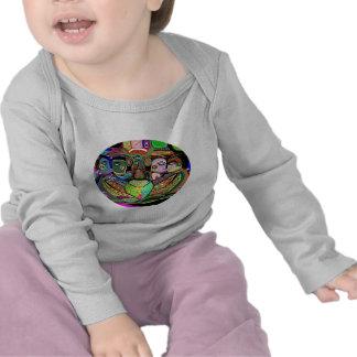 Pleasure Grid Ovel - Pride Art Tshirts