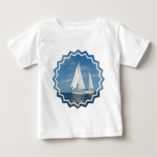 Pleasure Sailing  Baby T-Shirt