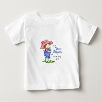 PLEASURES OF COUNTRY LIFE TEE SHIRT