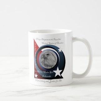 Pledge of Allegiance Coffee Mug
