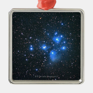 Pleiades 2 christmas ornament