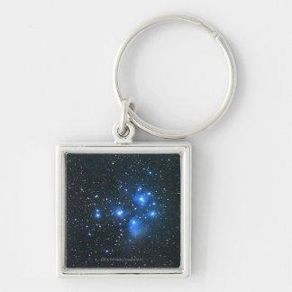 Pleiades 2 key ring