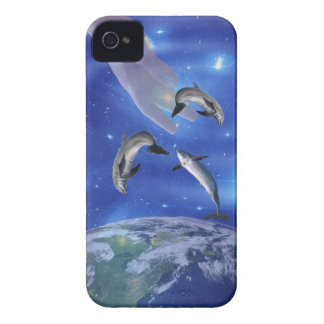 Pleiades Art of Creation iPhone 4 Cover