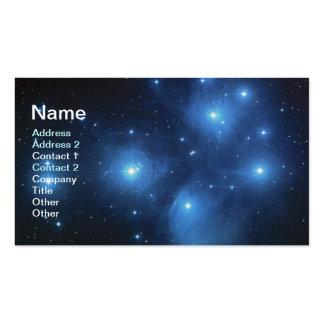 Pleiades Business Card