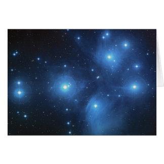 Pleiades Card