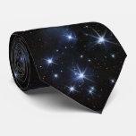 Pleiades star cluster tie