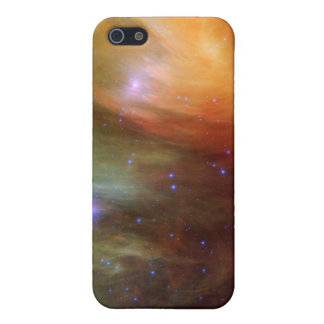 Pleiades The 7 sisters  in infrared Cases For iPhone 5