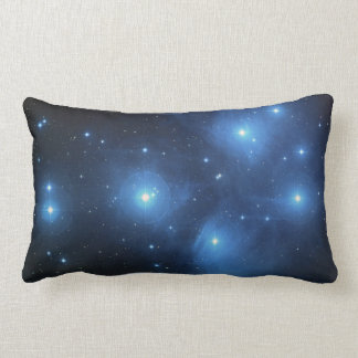 Pleiades The Seven Sisters Lumbar Pillow
