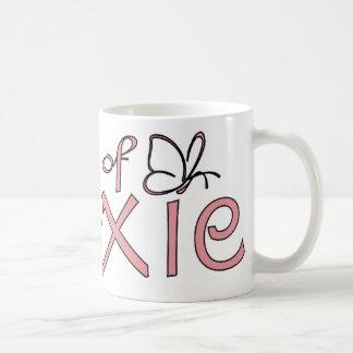 Plenty of moxie! basic white mug
