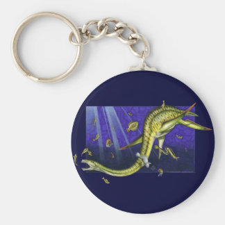 Plesiosaur Keychain