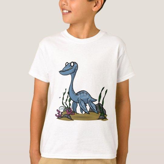 Plesiosaurus Kids Shirt