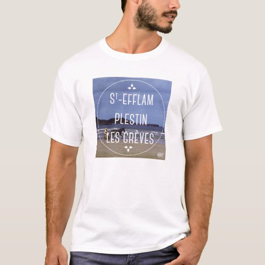 Plestin the strikes St Efflam T-Shirt