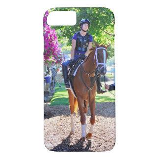 Pletcher Barn at Horse Haven - Saratoga iPhone 7 Case