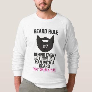 PLEXUS Men's American Apparel Raglan Sweatshirt