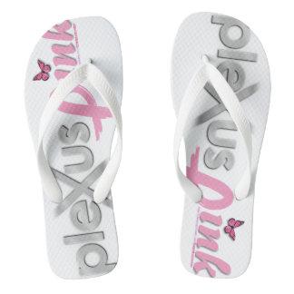 Plexus Pink Sandals Flip Flops