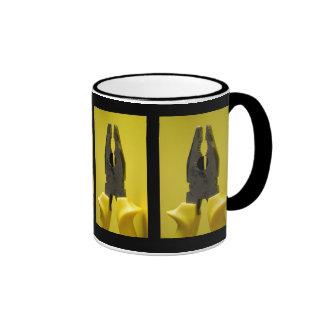 pliers ringer mug