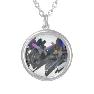 PliersStack061315.png Round Pendant Necklace