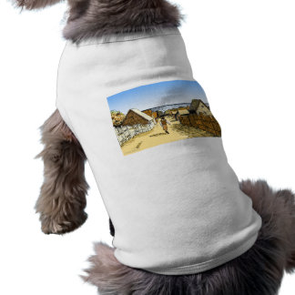 Plimoth Plantation Sleeveless Dog Shirt