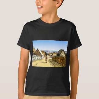 Plimoth Plantation T-shirts