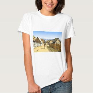 Plimoth Plantation Tee Shirt