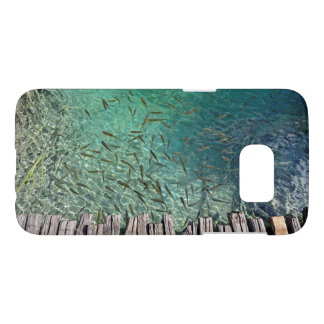 Plitvice Fish Phone Case