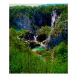 Plitvice Lakes Posters