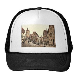 Ploenlein, Rothenburg (i.e. ob der Tauber), Bavari Trucker Hats