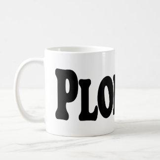 Plonker Coffee Mug