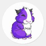 Plooshkin Hamster Sticker