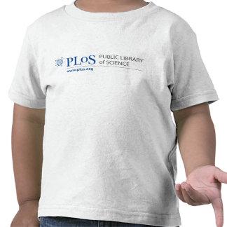 PLoS Logo Toddler Basic T-shirt