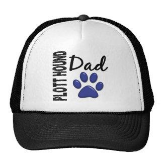 Plott Hound Dad 2 Trucker Hat