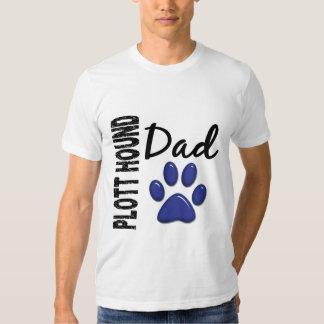 Plott Hound Dad 2 Tshirt