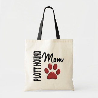 Plott Hound Mom 2 Budget Tote Bag