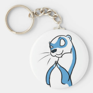 Plotting Ferret Keychain