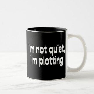 Plotting Two-Tone Mug