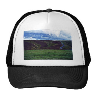 Ploughed Contours, Otago, South Island Hats