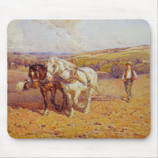 Ploughing Mouse Mat