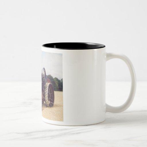 Ploughing(Plowing) Engine Coffee Mug