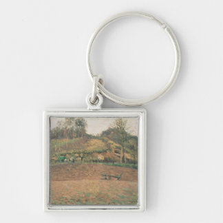 Ploughland, 1874 key ring