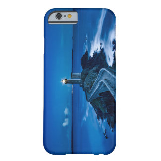 Plouzane, France, Lighthouse at night Barely There iPhone 6 Case