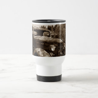 Plow Truck Travel Mug