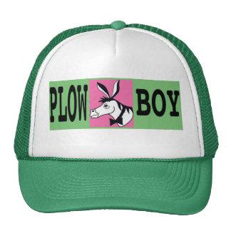 PlOWBOY Mesh Hat