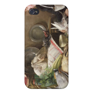 Plucking the Pigeon iPhone 4/4S Cover