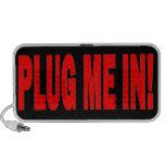 Plug Me In! Mini Speaker
