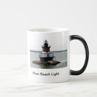 Plum Beach Lighouse mug