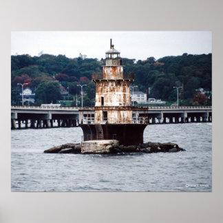Plum Beach Lighthouse - 1999 Poster