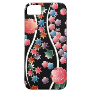 Plum blossom 3 case for the iPhone 5
