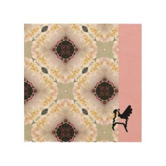 Plum blossom wood prints