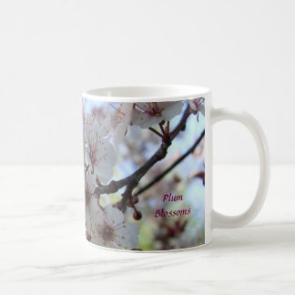 Plum Blossoms Coffee Mug