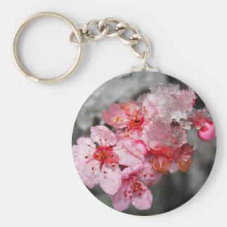 Plum Blossoms & Snow Key Chains